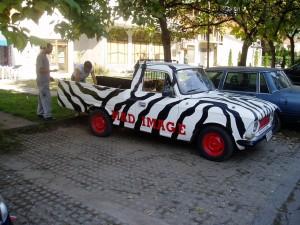 Promotivno vozilo