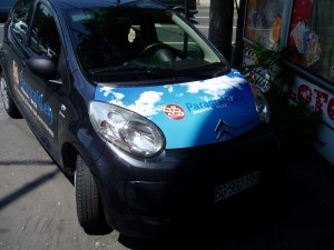 Reklamno vozilo